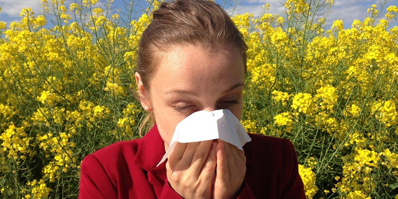 Allergie di Primavera, i rimedi naturali
