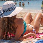 Come prendere il sole rispettando la salute della pelle